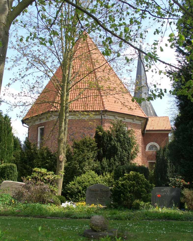 Kirche Kirchbarkau